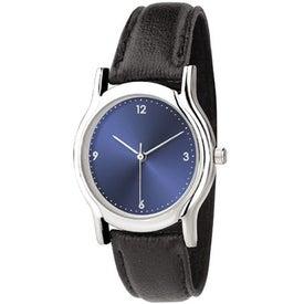 Branded Unisex Oval Design Watch