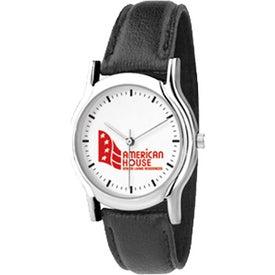 Unisex Oval Design Watch