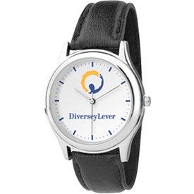 Unisex Round Watch