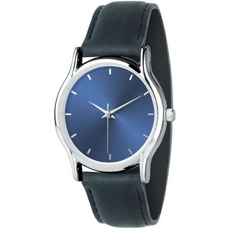 Unisex Silver Oval Watch   Trade Show Giveaways   8.24 Ea.