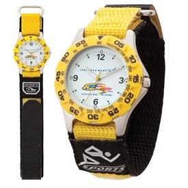 Custom Matte Silver Unisex Watch