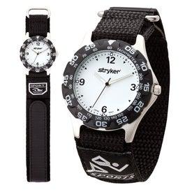 Matte Silver Unisex Watch