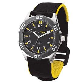 Unisex Watch with Nylon Straps