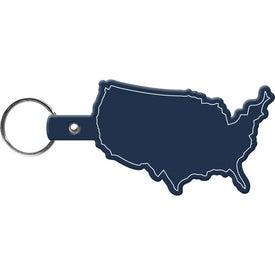 United States Keytag for Advertising
