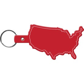 United States Keytag for Your Organization
