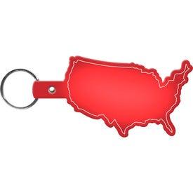 United States Keytag for Marketing