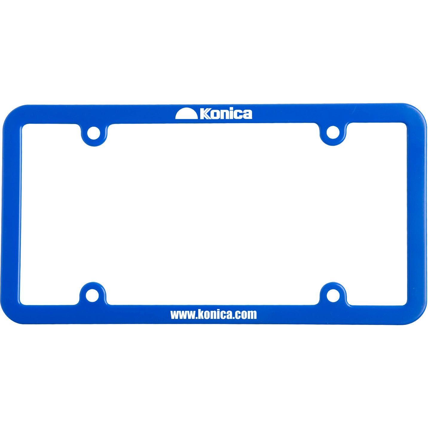 Universal License Plate Frame (4 Holes)