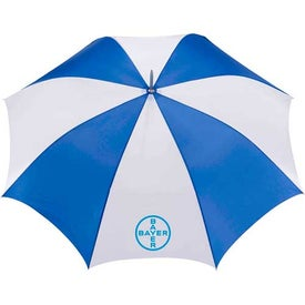 Universal Auto Umbrella for Advertising
