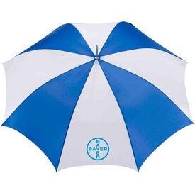 Universal Auto Umbrella for Advertising