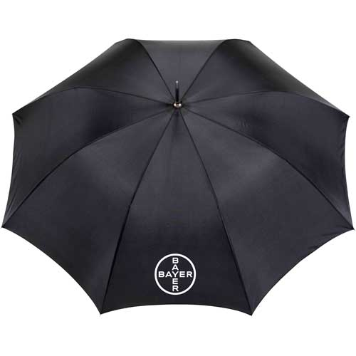 Black Universal Auto Umbrella