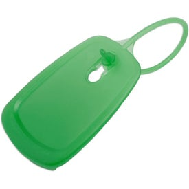 Universal Bag Tag for Marketing
