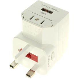 Universal Travel Adaptor for Promotion