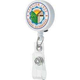 Advertising Unlimited Badge Holder