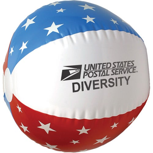 USA Beach Ball