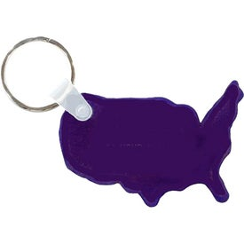USA Key Fob for Your Company