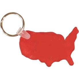 Company USA Key Fob
