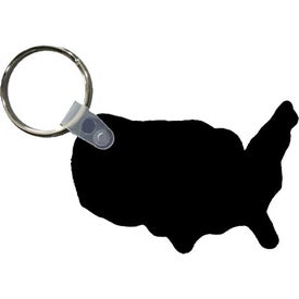 USA Key Fob for Promotion