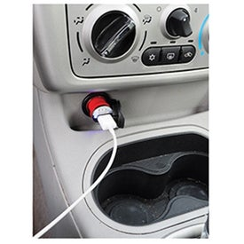USB Auto Adapter for Advertising