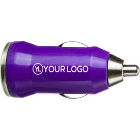USB Car Adapter Branded with Your Logo