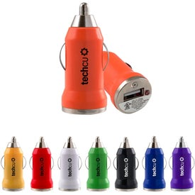 USB Car Charger (UL Listed)