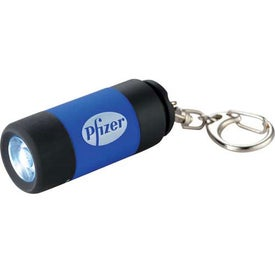 USB Chargeable Keylight Imprinted with Your Logo