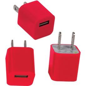 Custom USB to AC Adapter