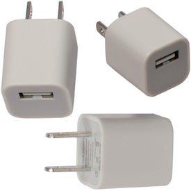 USB to AC Adapter for Marketing
