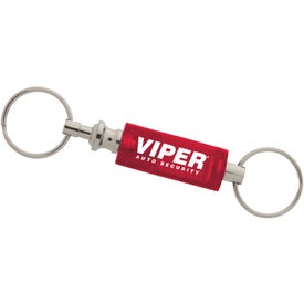 Valet Key Separator with Your Logo