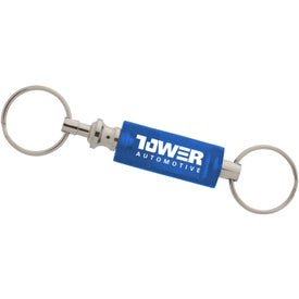 Imprinted Valet Key Separator