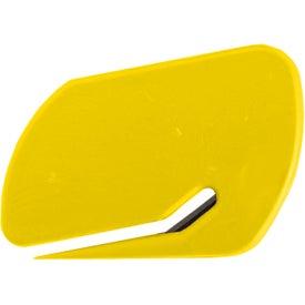 Logo Value Letter Slitter