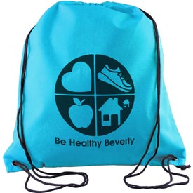 Sophomore Value-Pack Drawstring Backpack for Your Church