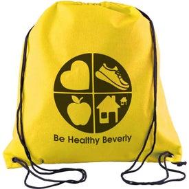 Company Sophomore Value-Pack Drawstring Backpack