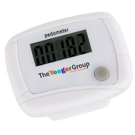 Imprinted Value Pedometer
