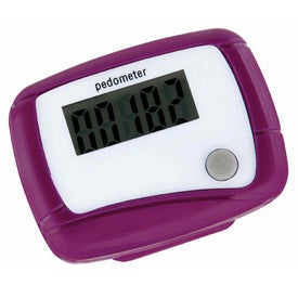 Branded Value Pedometer