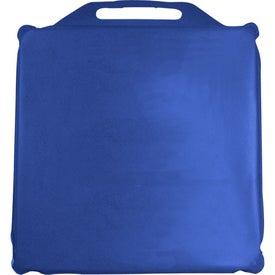 Imprinted Value Plus Stadium Cushion