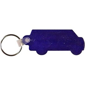 Customized Van Key Fob
