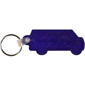 Customized Van Key Fob