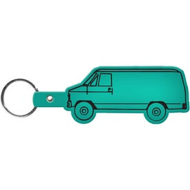 Promotional Van Key Tag