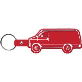 Company Van Key Tag