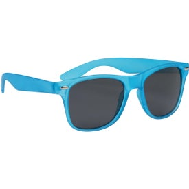 Velvet-Touch Matte Sunglasses for Your Church