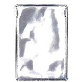 Vertical Clear Vinyl Badge Holder