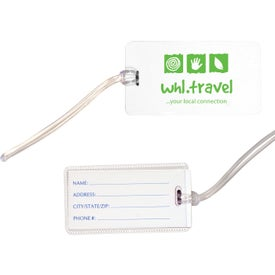 Vibra Luggage Tags