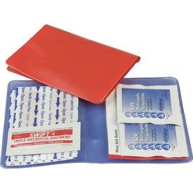 Company Vinyl First Aid Kit