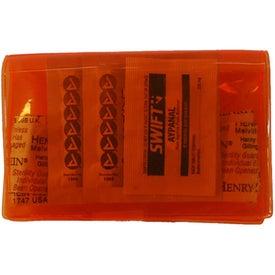 Vinyl First Aid Kits