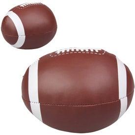 Vinyl Football Pillow Ball Giveaways