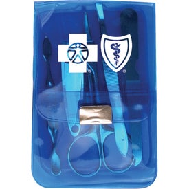 Vinyl Manicure Kit Branded with Your Logo