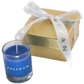 Virgo Gift Box with Candle