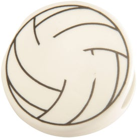Advertising Volleyball Keep-It Clip