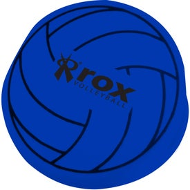 Branded Volleyball Keep-It Clip