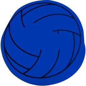 Custom Volleyball Keep-It Clip